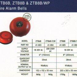 آلارم زتا Zeta 8B&ZTB8B WP