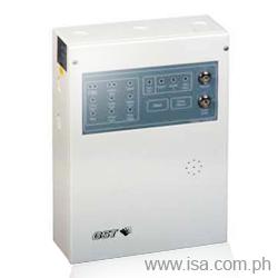سیستم های اعلام حریق کنترل پنل جی اس تی  GST 101S